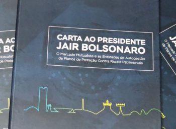 Estudo sobre setor mutualista, elaborado pela AAAPV, é encaminhado ao presidente eleito Jair Bolsonaro